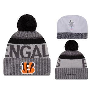 NFL CINCINNATI BENGALS Unisex Knit Hat